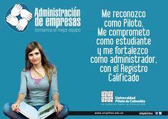 :: Universidad Piloto - PROGRAMA DE ADMINISTRACIÓN DE EMPRESAS ::