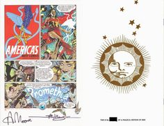 Promethea #32 Magical Edition. Click the pic and find out more...