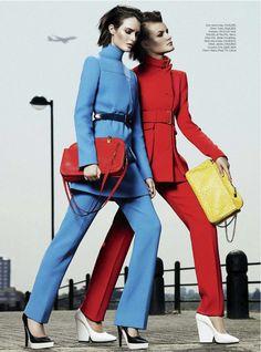 Harper's Bazaar Arabia  October 2012