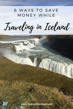 Iceland is relatively inexpensive to get to, but not the most affordable once you arrive. That shouldn't deter you from going. In fact, there are ways to enjoy this incredible island without completely breaking the bank. Here are some tips to help you save money when traveling to Iceland. #iceland #savemoney