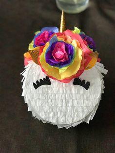 Unicorn mini piñata piñata de unicornio unicornio partido