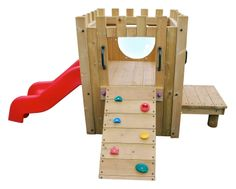The Tiny Castle is a great play unit for the Early Years! To see more like this, visit us online! www.redmonkeyplay.co.uk