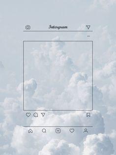 Overlays Instagram, Instagram Background, Polaroid Picture Frame, Polaroid Pictures, Creative Instagram Stories, Instagram Story Ideas, Aesthetic Pastel Wallpaper, Aesthetic Wallpapers, Applis Photo
