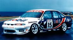 1997 Mobil HRT Commodore Team Wallpaper, V8 Supercars, Racing Team, Touring, Cool Cars, Race Cars, Super Cars, Automobile, Australia