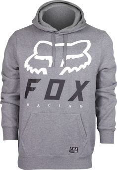 Fox Racing District 2 Zip Hoodie Mens Fleece Sweatshirt Jacket Coat MX ATV MTB