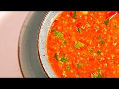 Meniu de Revelion   Ligia Pop Gazpacho, Raw Vegan, Conservation, Healthy, Ethnic Recipes, Kitchen, How To Make, Food, Canning
