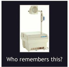 Who's Old Enough To Remember This?