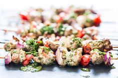 Grilled Chimichurri