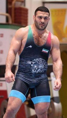 Hairy Men, Bearded Men, Big Boys, Cute Boys, Sports Mix, Wrestling Singlet, Lycra Men, Bodysuit Tops, Big Muscles