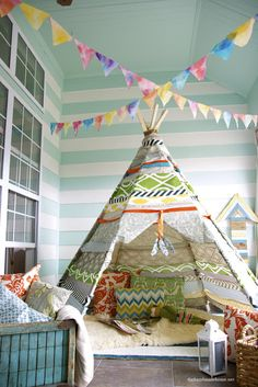 My love of tipi's is strong!
