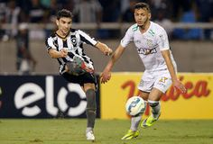 Blog Esportivo do Suíço: Botafogo sofre gol no fim, perde para Figueirense e está fora da Copa BR