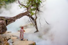 The Boiling River of the Amazon – Puerto Inca, Peru   Atlas Obscura