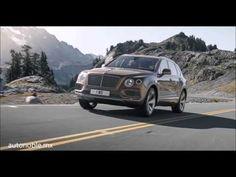 Bentley Bentayga 2016 - YouTube