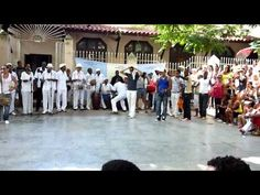 El palenque- Sabado de la rumba, habana - YouTube