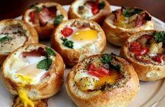 Brunch recipe - http://tastykitchen.com/recipes/breakfastbrunch/customizable-bread-bowl-breakfast/