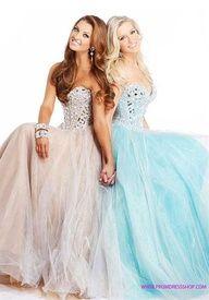 Sherri Hill 1434 at Prom Dress Shop also cute best friend picture