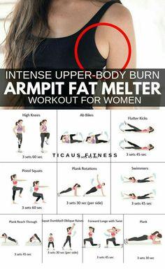 Best ways to get rid of amlrm fat