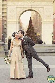 Greenwich Village Wedding