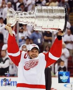 2008- Nicklas Lidstrom(Detroit Red Wings)