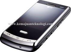 Harga handphone LG KF750 | Kemajuan Teknologi