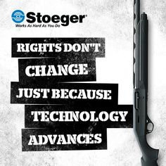 Rights Don't Change! #Stoeger