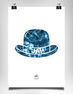 Mr. Yes / Ja! Hat - (Gold, Copper, tree, Grass, Water, Soil)