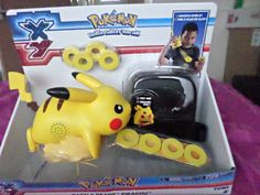 Battle Ready Pikachu from @tomytoy