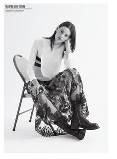 100% Pure Couture (V Magazine)