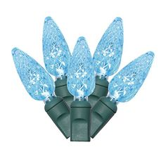Vickerman Light Set Features 50 LED Lights on Green Wire with 6 Bulb Spacing 25 Teal >>> More info could be found at the image url. (This is an affiliate link) Icicle Lights, Indoor String Lights, Christmas String Lights, Holiday Lights, Light String, Christmas Mantles, Christmas Ornaments, Christmas Projector, Blue Christmas