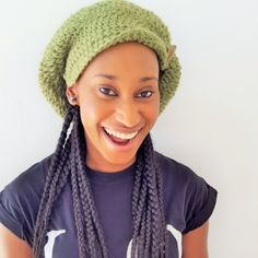 Muff Me (Green) Knitted Hats, Crochet Patterns, Knitting, Clothes, Store, Green, Fashion, Outfits, Moda