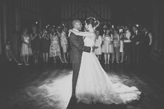 our first dance as mr and mrs