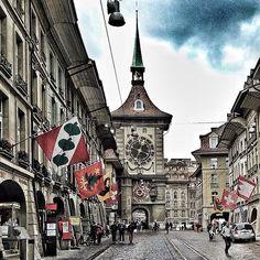 Zytglogge in Bern, Bern