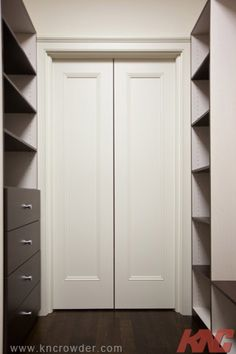Etonnant You Canu0027t Ask For A Closet Prettier Than This! KN Crowder Pocket Door