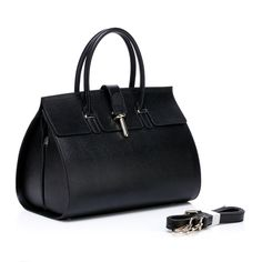 Ellis Satchel in Classic Black | Awesome Selection of Chic Fashion Jewelry | Emma Stine Limited