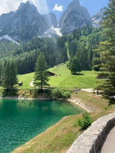 #dachsteinkönig #donnerkogel #zwieselalm #gosausee #lake #gosau #salzkammergut #spaziergang #hiking #austria #österreich #oberösterreich #gosaukamm