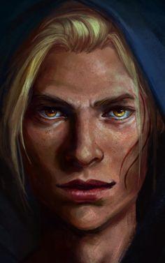 Dragon Age: Zevran