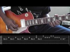 Johnny B Goode Intro Guitar Cover + Tabs and Slow Motion Lesson Guitar Chord Progressions, Guitar Chord Chart, Guitar Tips, Guitar Lessons, Music Guitar, Guitar Chords, Johnny B Goode, Rockabilly Guitar, Guitar Scales
