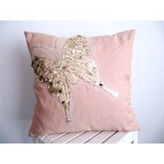 Animal Pillow Cover Butterfly Pillow Case Pale Pink Cushion Cover... ($23) ❤ liked on Polyvore featuring home, home decor, throw pillows, baby pink throw pillows, pale pink throw pillows, blush pink throw pillows, butterfly home decor and animal throw pillows