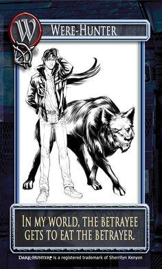 Dark-Hunter series, Sherrilyn Kenyon