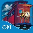 Steam Train, Dream Train Review. An app for 2 year olds for iPhone/iPod touch + iPad (universal app). it got 90/100 points in our review. #apps #kids