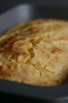 A Cracking Good Egg: Taste & Create: Amish Sour Cream Corn Bread