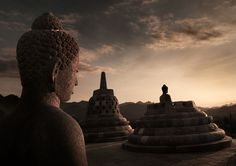 Borobodur, Indonesië