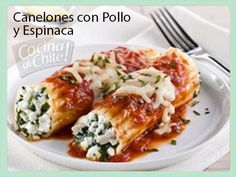 Weight Watchers Recipes, Delicious Three Cheese Manicotti Recipe Adapted For The Weight Watchers Diet Plan. Free Weight Watchers Recipe For Three Cheese Manicotti And Only 3 Weight Watchers Points Plus Per Serving. Weight Watcher Desserts, Weight Watchers Recipes Free, Weight Watchers Meals, Three Cheese Manicotti Recipe, Spinach Manicotti, Manicotti Pasta, Stuffed Manicotti, Ww Recipes, Spaghetti