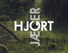 """Check out this @Behance project: """"HJORT by JÆGER"""" https://www.behance.net/gallery/22704339/HJORT-by-JAEGER"""