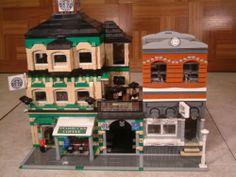 Instructions for 30 Lego Sets Like Sandwich Shop Great for 10182 Cafe Corner | eBay