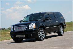 GMC Yukon Denali XL. My next vehicle.. in 2013 ? We shall see!