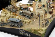 military dioramas - Google Search
