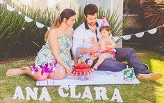 Ana Clara | Smash The Fruit