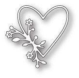 "Memory Box ""Pembroke Heart"" craft die"