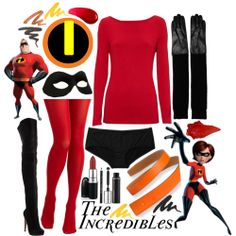 Homemade Incredibles Costumes | ... The Incredibles ! It's just such an easy costume. And they're so cute